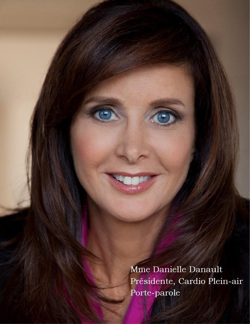 Danielle Danault, Présidente