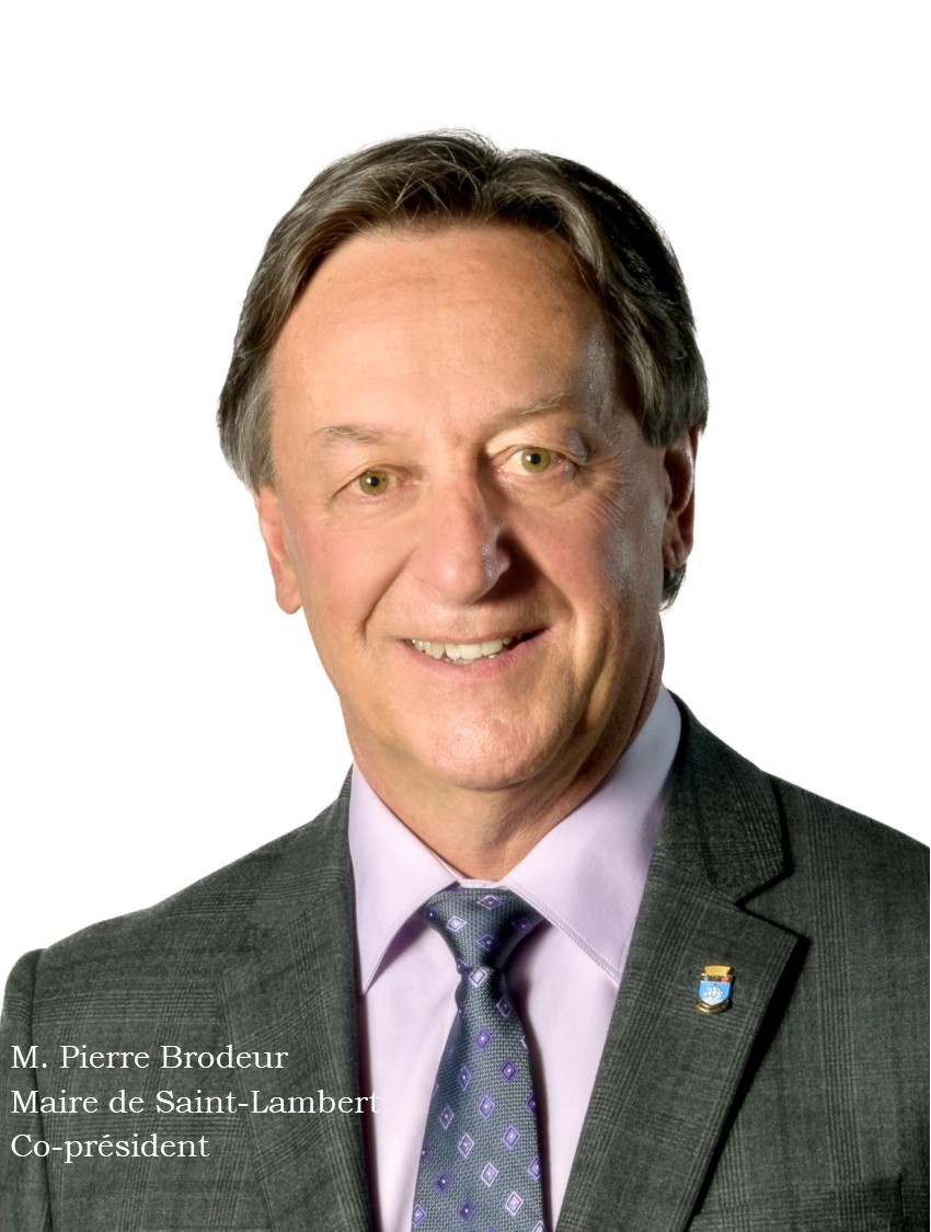 Pierre Brodeur, Maire