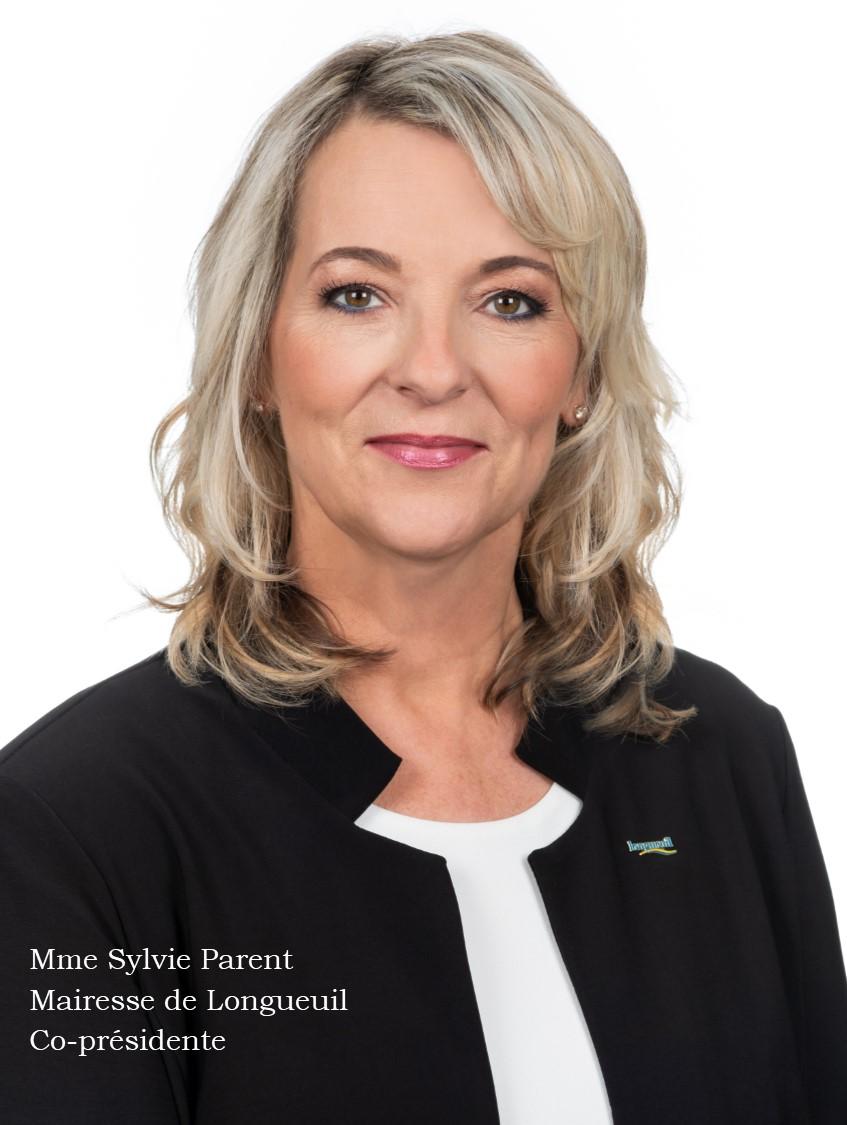 Sylvie Parent, Mairesse