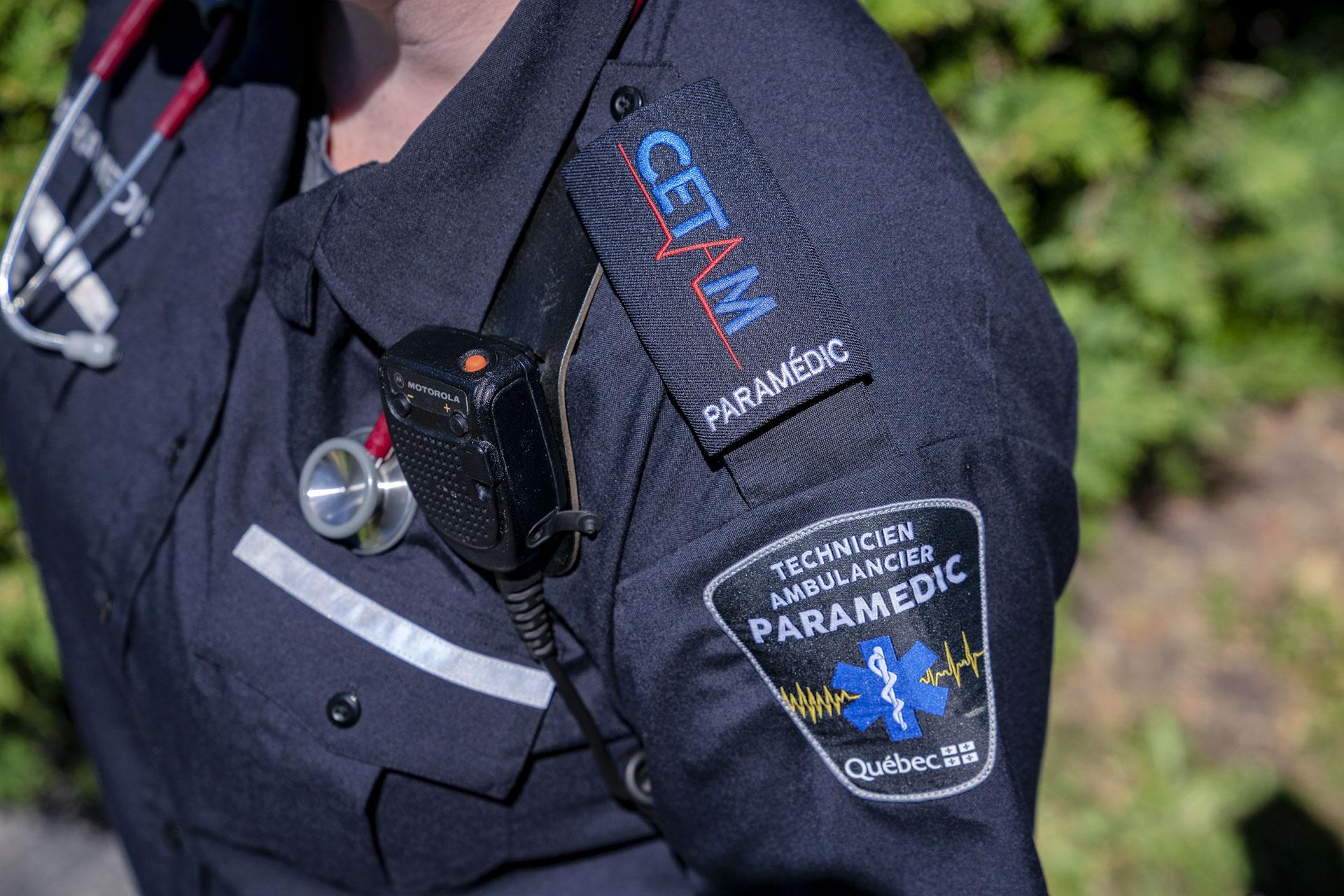 La Coopérative des techniciens ambulanciers de la Montérégie (CETAM)